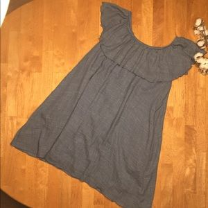 Dresses & Skirts - Mittoshop chambray tunic or dress💙